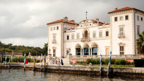 Vizcaya Museum with Transportation by Gray Line