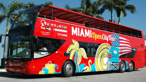 City Attractions Double-Decker Bus Tour by Gray Line