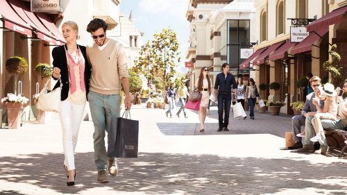 Chic Outlet Shopping® Experience at Fidenza Village