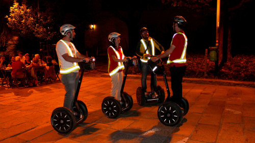 Milan Segway Tour by Night