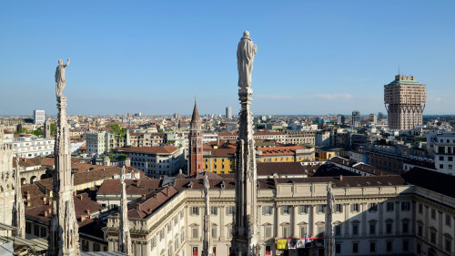 Duomo Rooftop Tour by Veditalia