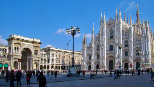 2-Day Milan Trip & Admission to EXPO Milano 2015