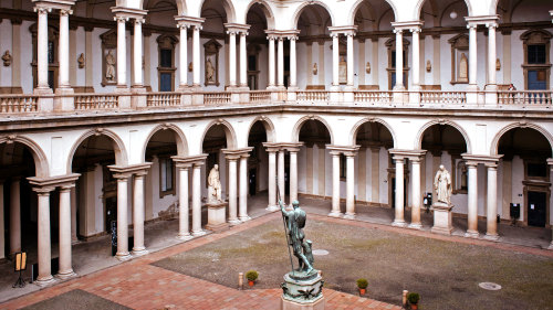 Brera Art Gallery Small-Group Tour by Walks of Italy