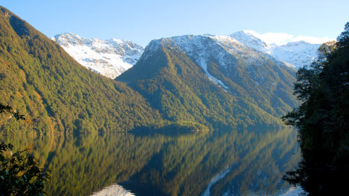 Milford Sound Coach & Cruise Full-Day Tour by ECO Tours Milford Sound