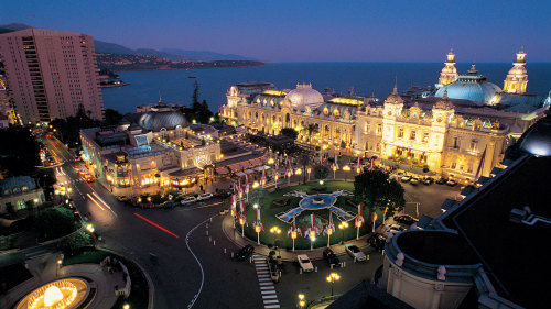 Small-Group Monte Carlo by Night Tour by Tour Azur