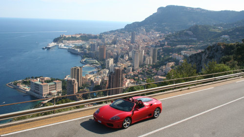 Ferrari Driving Experience with Professional Instruction
