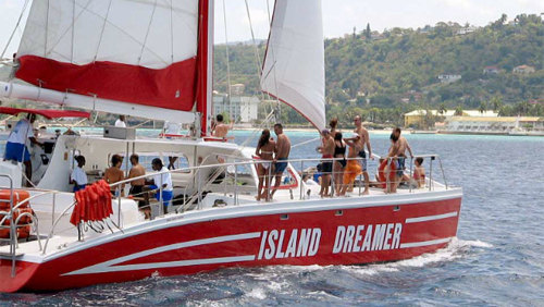 Tropical Dreamer Cruise to Montego Bay