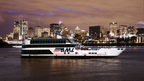 Croisières AML: Evening Sightseeing Cruise