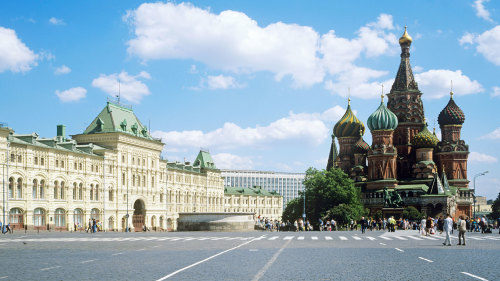 Small-Group Moscow Up Close & Personal Tour by Urban Adventures