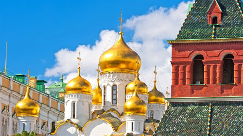 The Kremlin & Cathedrals Tour