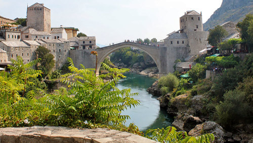 Mostar & Medjugorje Tour by Gray Line Croatia