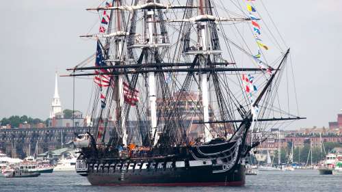 Cruise to USS Constitution