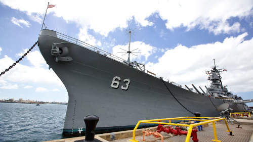 Pearl Harbor & Historic Honolulu Day Trip