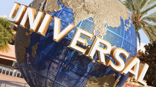 Universal Studios Japan® Theme Park Admission with Transportation
