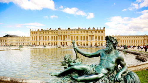 Paris Full-Day Tour with Palace of Versailles