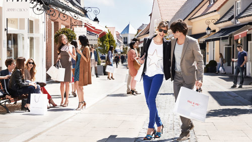 Chic Outlet Shopping® Experience at La Vallée Village