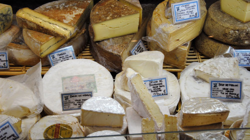 Small-Group Cheese, Art & Local Life Tour by Urban Adventures