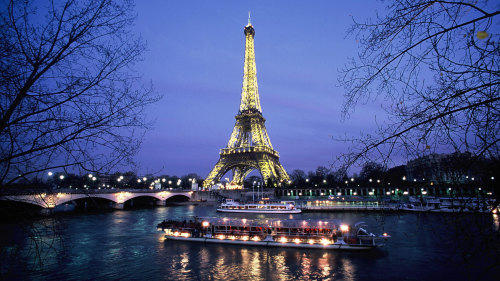 Dinner at the Eiffel Tower & Seine River Cruise