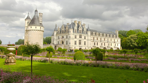 Loire Valley Castles & Winetasting Full-Day Trip