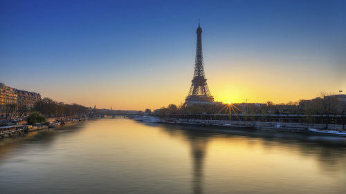 City Night Tour with Seine River Cruise by Paris Cityvision