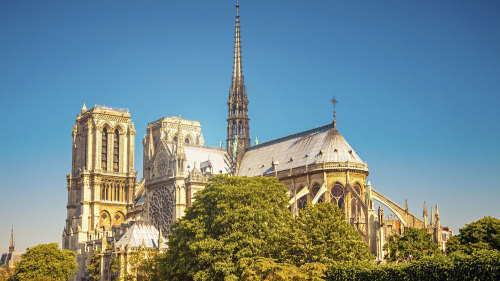 Notre Dame Cathedral & Historical Paris Half-Day Tour