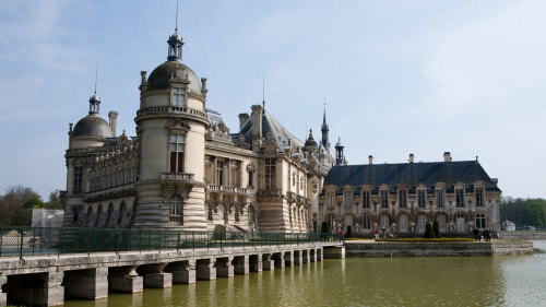 Chantilly Castle, Stables & Gardens Full-Day Trip