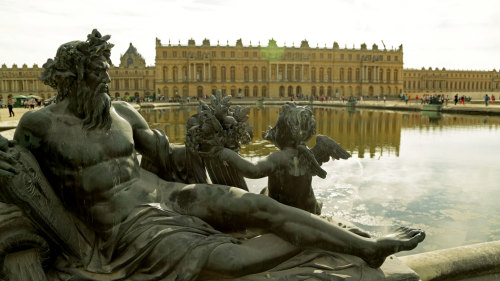 Versailles: Behind-the-Scenes Full-Day Tour with VIP Access to Secret Rooms