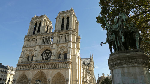 Combo Saver: Skip-the-Line Notre Dame & Louvre Museum