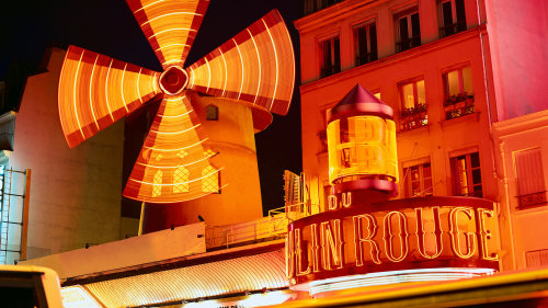 Moulin Rouge Show & Dinner by Miki Tourist