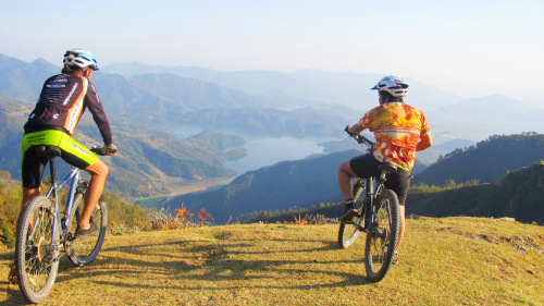 Small-Group Pokhara by Bike by Urban Adventures
