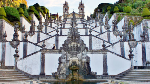 Braga & Guimarães Full-Day Tour with Lunch