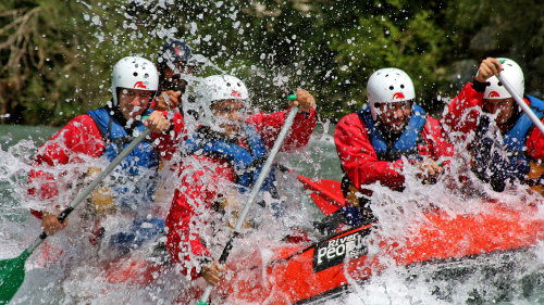 Small-Group Rafting Detour Full-Day Experience