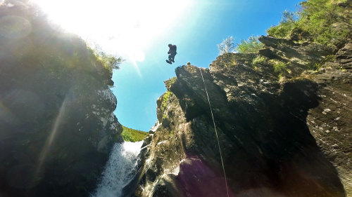 Small-Group Canyoning Adventure