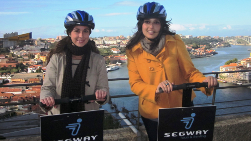 Small-Group City Segway Tour
