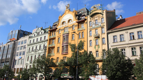 Scholar-Led Art Nouveau & Modernism Walking Tour