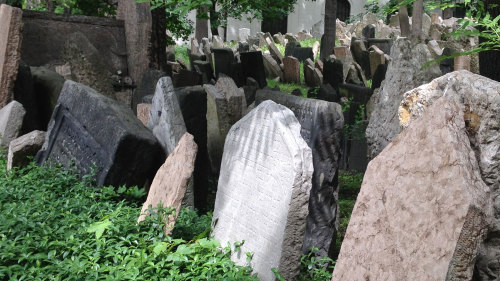 Scholar-Led Jewish Prague Walking Tour