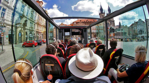 Historical City Sightseeing Tour by Martin Tour