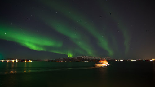 Northern Lights Ocean Cruise by Special Tours