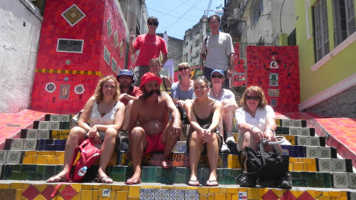Small-Group Total Rio Tour by Urban Adventures