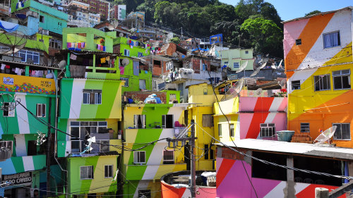 Small-Group Favela Tour by Urban Adventures