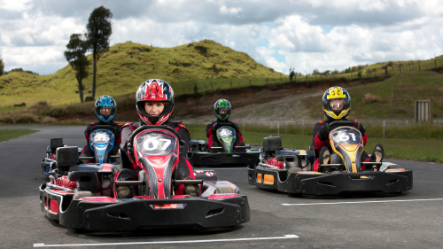 Raceline Karting by Off Road NZ