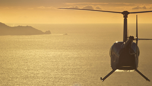 White Island & Mount Tarawera Helicopter Flight by Volcanic Air Safaris