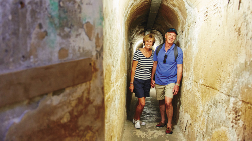 Rottnest Island Train & Tunnel Full-Day Tour by Rottnest Fast Ferries
