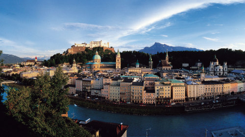 Salzburg Day Trip by Vienna Sightseeing Tours
