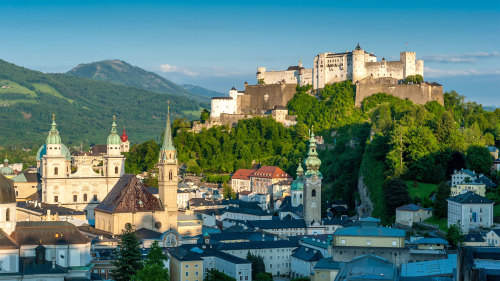 City Highlights Sightseeing Tour by Gray Line Salzburg