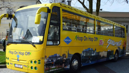 Hop-On Hop-Off City Tour