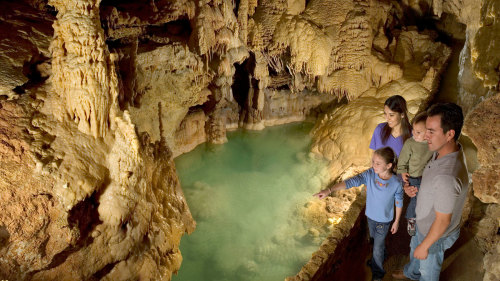 Caverns Discovery Tour