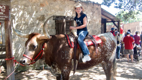 Wild West Experience at Enchanted Springs Ranch