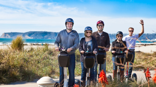 Coronado Island Segway® Tour by Another Side Tours