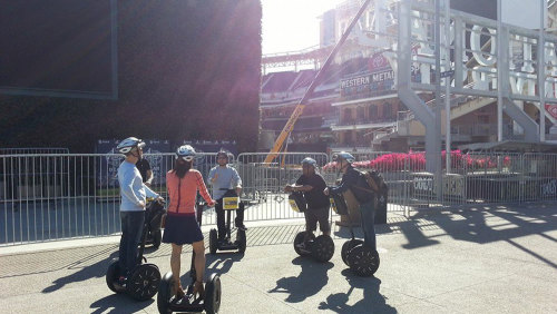 Gaslamp & Downtown Segway Tour